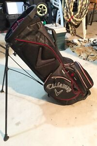 Callaway Golf bag and Ping Putter Shoalwater Rockingham Area Preview