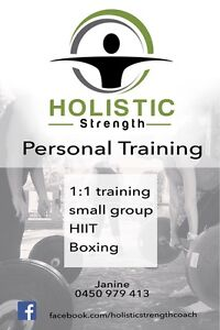 Personal Training Wattle Grove Liverpool Area Preview