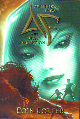 The Opal Deception  Artemis Fowl  By Eoin Colfer  Paperback  Brand New Book
