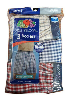 Fruit of the Loom Men's Boxer 3 or 6 or 9 (Fruit Of The Loom Mens Boxers)