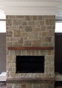 Stone Random Effect Clancy Stackstone Wall Cladding Tiles Concord Canada Bay Area Preview