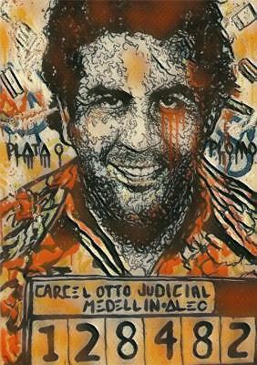 ALEC MONOPOLY - PABLO ESCOBAR CANVAS 20