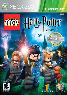 LEGO Harry Potter: Years 1-4 Xbox 360 New Xbox 360