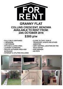 GRANNY FLAT FOR RENT- Benowa Benowa Gold Coast City Preview