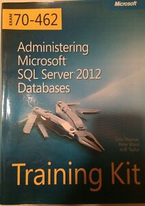 Administering Microsoft SQL Server 2012 Databases Arundel Gold Coast City Preview