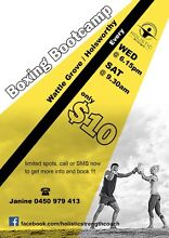 HOLISTIC STRENGTH BOXING BOOTCAMPS Holsworthy Campbelltown Area Preview