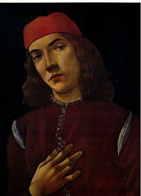 A Folio of PICTURES  of   BOTTICELLI