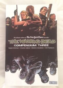 The Walking Dead Compendium 3 Barden Ridge Sutherland Area Preview