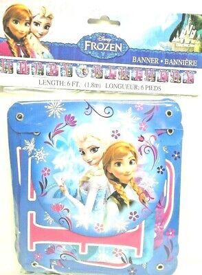 4 Pk Disney Frozen Theme