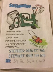 lawns mowed Waratah West Newcastle Area Preview