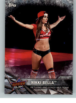 2017 Wwe Womens Division Moments  3 Nikki Bella