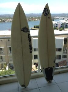 2 x 6'1 Surfboards Varsity Lakes Gold Coast South Preview