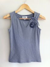 'ESPRIT' Singlet with Rosette Brooch (Size: S) Calamvale Brisbane South West Preview