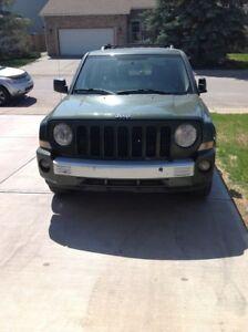 Jeep Patriot 2007 needs work