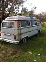 1977 vw kombi camper , automatic Beaconsfield Fremantle Area Preview