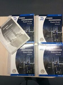 power engineering fourth class books