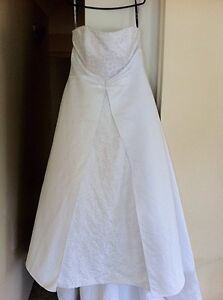 Size 20 wedding gown Flinders View Ipswich City Preview
