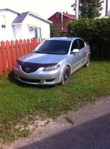 Mazda 3 2005 (Pièces)