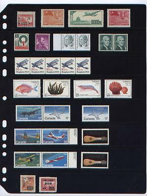 **ANCHOR 20 New Stock Pages 8S (8- rows) Sheets - (Black sheets) double sided.