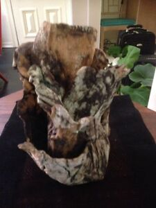 Free form pottery sculpture vase Cremorne North Sydney Area Preview