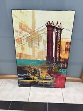 New York picture for sale Edensor Park Fairfield Area Preview