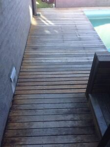 Recycled weathered hardwood Terrigal Gosford Area Preview