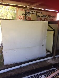 Steel frame to enclose trailer for motorbikes or go carts North Tivoli Ipswich City Preview