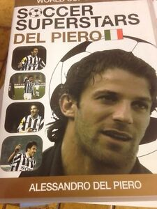 DVD Soccer Superstars: Alessandro del Piero Bentley Canning Area Preview