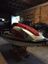 Kawasaki 650sx jet ski Albury Albury Area Preview
