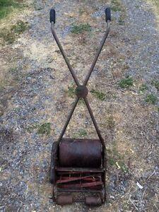 Antique Reel Mower 'Webb' Lonsdale Morphett Vale Area Preview