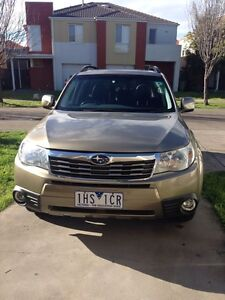 Subaru Forester premium edition for selling with roadworthy Roxburgh Park Hume Area Preview