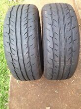 2x Federal 595 EVO tyres for sale Buderim Maroochydore Area Preview