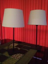 Bedside lamps Bassendean Bassendean Area Preview