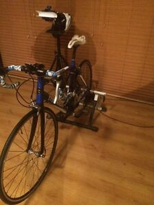 MERIDA ROAD RACE BIKE/WIND TRAINER/WORK STAND, PLUS. (Price drop) Canning Vale Canning Area Preview