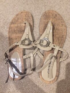 Guess Size 9 Sandals