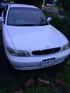 Very low kilometres daewoo+long rego+very very cheap Broadmeadows Hume Area Preview