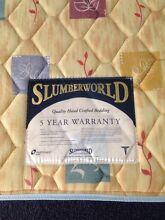 Slumberworld innerspring mattress(caravan) Koroit Moyne Area Preview