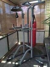 5 way Avanti boxing pull up gym rig Warners Bay Lake Macquarie Area Preview