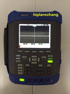 Handheld Oscilloscope 150mhz 1gss Arbitrary Waveform Generator 25mhz Dmm Usb