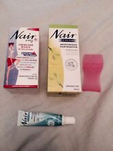 Nairs cream hair removal & cream bleach Dingley Village Kingston Area Preview