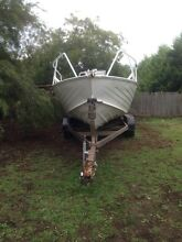 5.6m centre console boat Mirboo North South Gippsland Preview