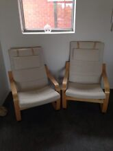 Arm chairs Wollstonecraft North Sydney Area Preview