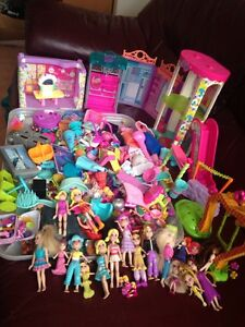 Polly pocket toys Maryland Newcastle Area Preview