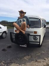1975 Volkswagon kombi poptop camper Palm Beach Pittwater Area Preview