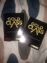 2X EVENT CINEMAS GOLD CLASS TICKETS Surrey Downs Tea Tree Gully Area Preview