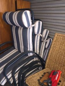 Outdoor chairs Redcliffe Redcliffe Area Preview