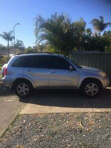Toyota rav 4 cruiser 2003 Labrador Gold Coast City Preview