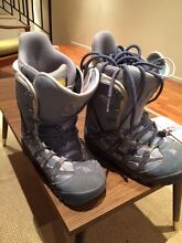 Snowboarding Burton boots female size Aus 8 Erskineville Inner Sydney Preview