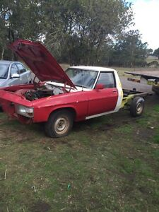 1982 wb one tone Holden Kingswood Ute  suit restore Cessnock Cessnock Area Preview