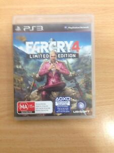 Far cry 4 PS3 Greenfield Park Fairfield Area Preview